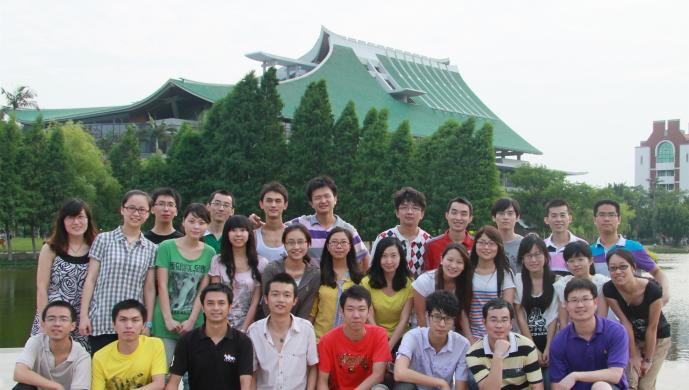 Group Photo 2012 June