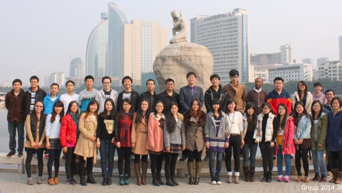 Group Photo 2014 JAN